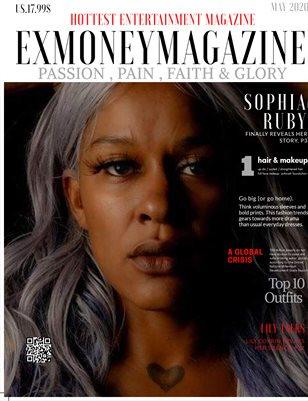 Ex Money Magazine - Sophia Ruby