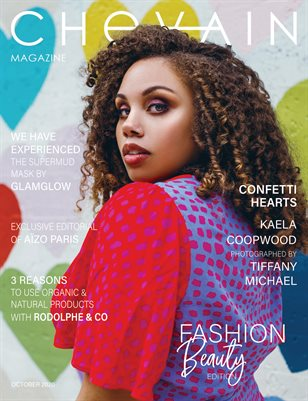 CHOVAIN Magazine - FASHION & BEAUTY Edition | ISSUE 08 | OCTOBER 2020