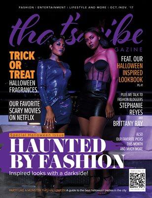 Thatsavibe Issue 3 Oct/Nov