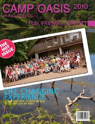 CCFA 2010 Camp Oasis