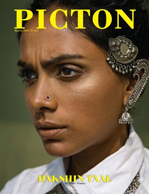 Picton Magazine MARCH  2020 N461 Cover 2