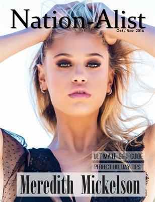 Nation Alist magazine Oct / Nov 2016 Issue