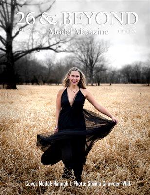 26 & Beyond Model Magazine Issue #59