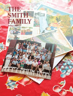 Smith Family Newsletter Winter 2017