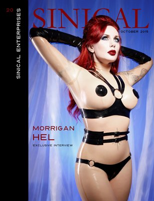 Sinical 20 - Morrigan Hel cover