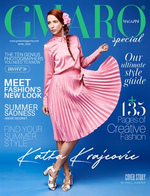 GMARO Magazine April 2020 Issue #17