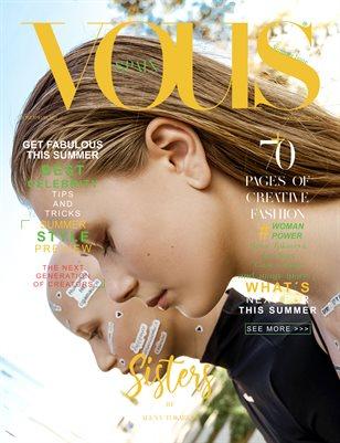 VOUS Magazine | The June Fashion & Beauty Edition | Vol.8 | 2021