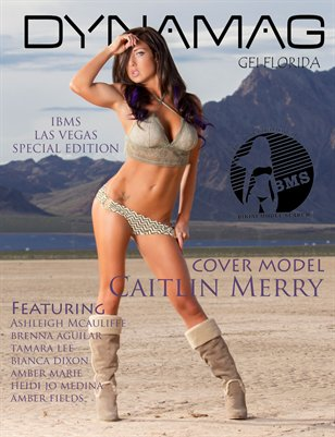 "Dynamag ""IBMS Special Edition Las Vegas"""