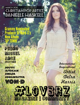 #LOV3RZ Independent Magazine March 2017
