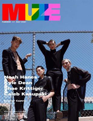 Noah Hanes & Kyle Dean & Shae Krittiger & Caleb Kasupski