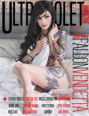 ULTRAVIOLET Magazine: April 2018