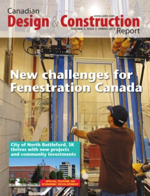 Canadian Design and Construction Report:  Spring 2012