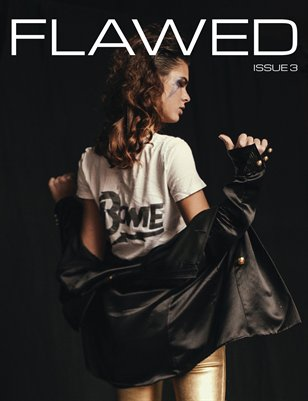 Flawed Magazine - Issue 3 - Flawed Featured Cover
