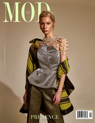 MOD Magazine: Volume 9; Issue 2; THE PRESENCE ISSUE (Cover 1)