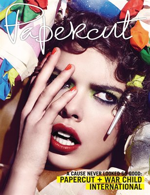 Papercut Magazine 2010 Holiday Issue
