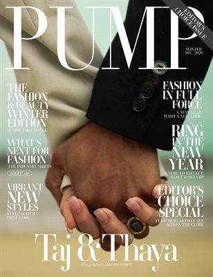 PUMP Magazine | Fashion & Beauty Vol.1 | January 2021