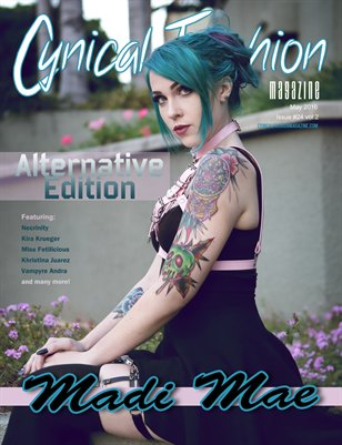 Cynical Fashion Mag Issue #24 Vol.2
