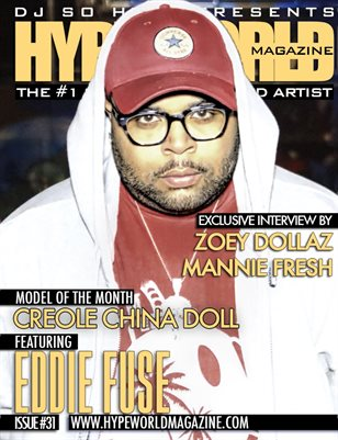 HYPE WORLD MAGAZINE ISSUE #31