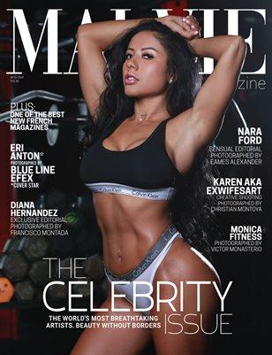 MALVIE Mag The Celebrity ISSUE Vol. 02 October 2020