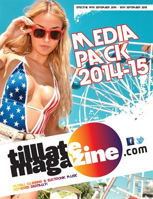 Tilllate Magazine Media Pack 2015