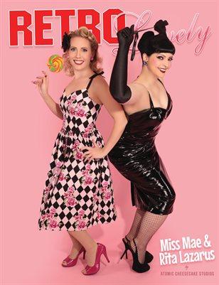 Retro Lovely No.93 – Miss Mae & Rita Lazarus Cover