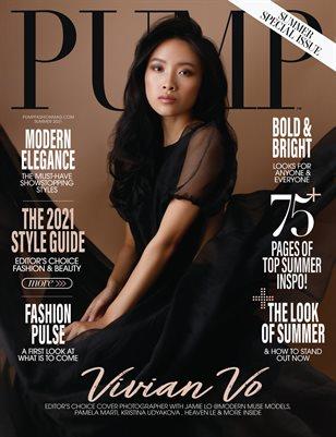 PUMP Magazine | The Ultimate Fashion Edition | Vol.2 | June 2021