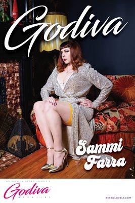 GODIVA No.9 – Sammi Farra  Cover Poster