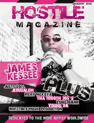 January issue Hostile Magazine