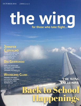 The Wing, Volume 2, Issue 1