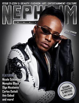 Nephilim Magazine #21 (Cov 1)