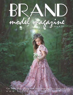 Brand Model Magazine  Issue # 239