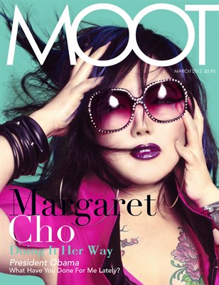 Moot Magazine - March 2012 Issue
