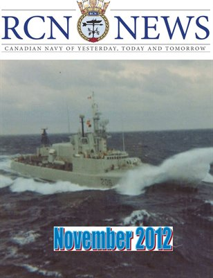 RCN News Magazine November 2012