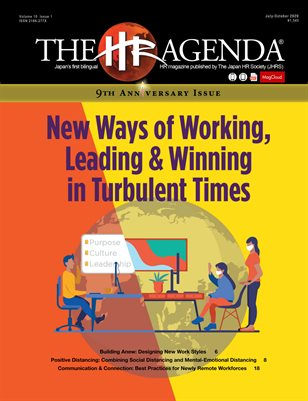 New Ways of Working, Leading and Winning in Turbulent Times