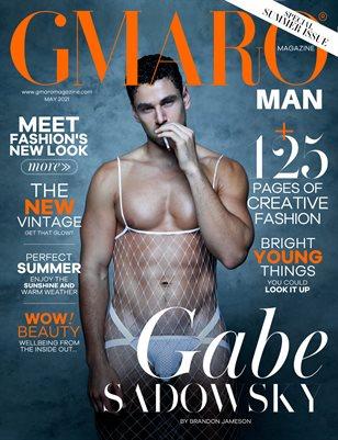 GMARO Magazine May 2021 Issue #33