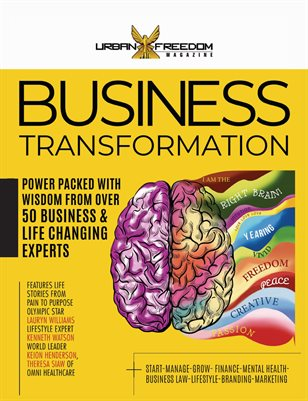 Issue #6 Business Transformation