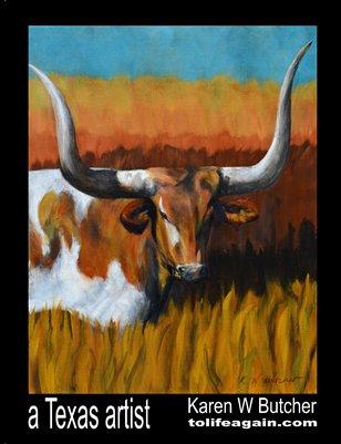 Karen Butcher A Texas Artist Spring - Summer 2014
