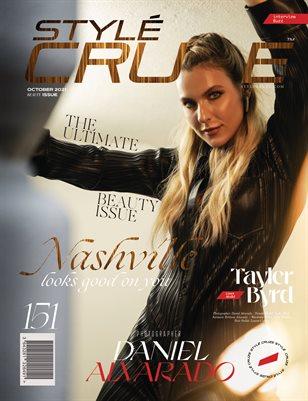 OCTOBER 2021 Issue (Vol: 151) | STYLÉCRUZE Magazine