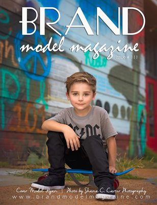 Brand Model Magazine  Issue # 111