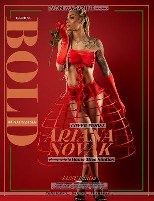 BOLD MAGAZINE Lust Edition