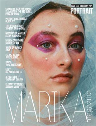 MARIKA MAGAZINE PORTRAIT (ISSUE 637 - February)