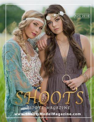 August 2018 - Shoots Model Magazine