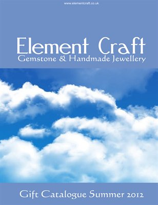 Element Craft Summer 2012 Product Range