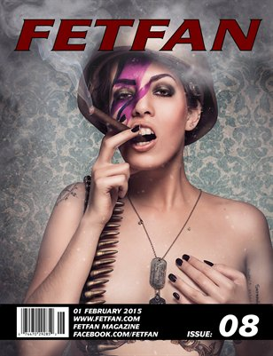 FETFAN Magazine Issue: 08