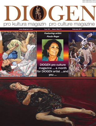 DIOGEN pro art magazine No 73...February 2017