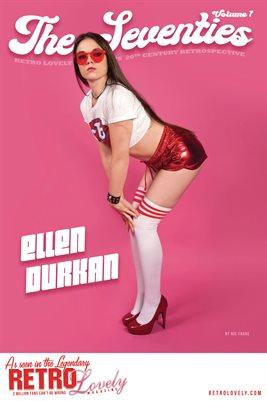 20th Century Retrospective – The 70's Vol. 1 – Ellen Durkan Cover Poster