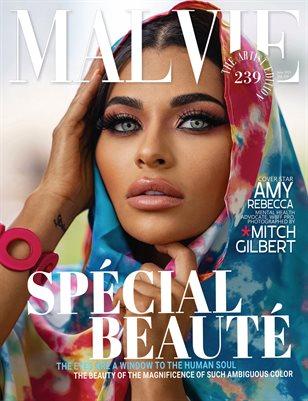 MALVIE Magazine The Artist Edition Vol 239 June 2021