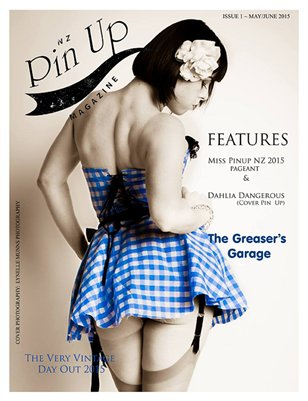 NZ Pin Up Magazine ~ Issue 1