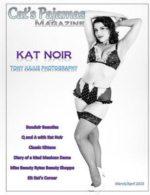 March/April2015 Kat Noir