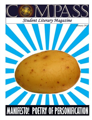 The Compass Student Literary Magazine: January 2012